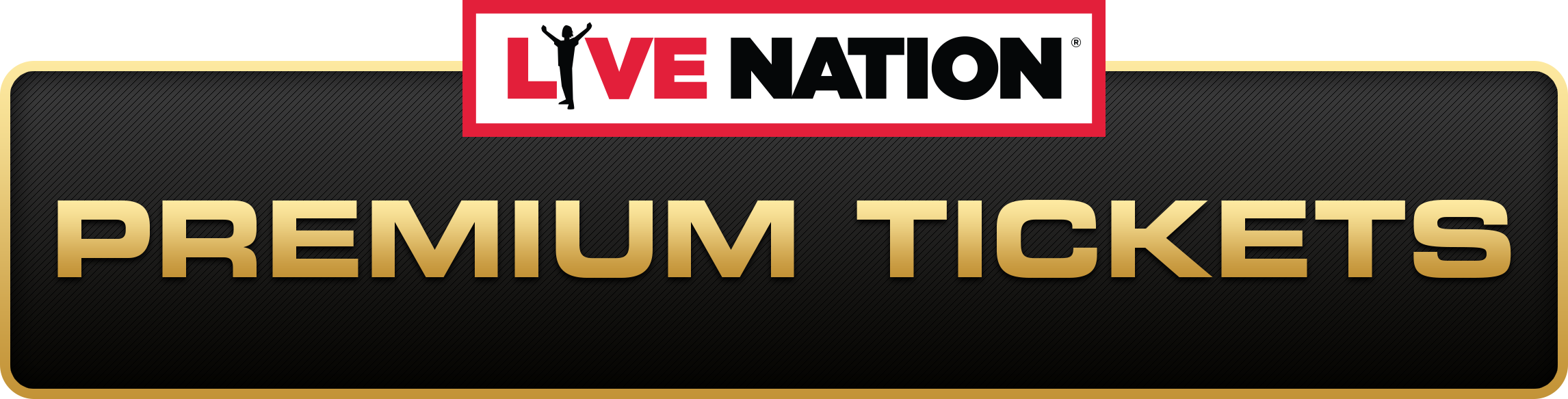 Live Nation Premium Tickets